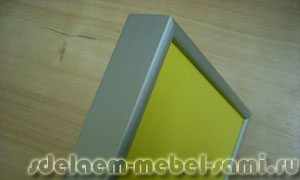 алюминиевый кант