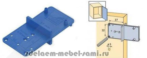 Мебельные кондукторы и шаблоны своими руками
