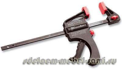пистолетная струбцина