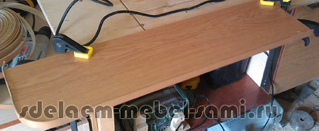 Как клеить кромку пвх 2 мм в домашних условиях 640