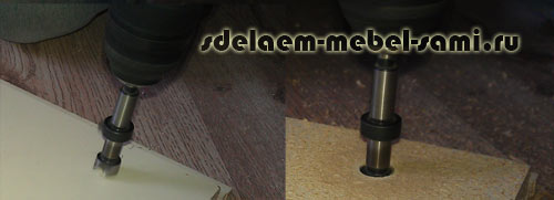 15 мм фреза Форстнера под минификс