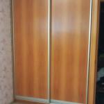 установка двери-купе в шкаф